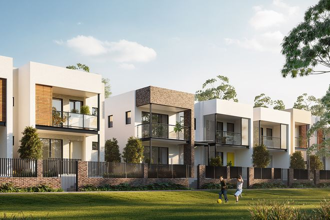 Picture of 3B/Birdie Collection Fairwater Boulevard, BLACKTOWN NSW 2148