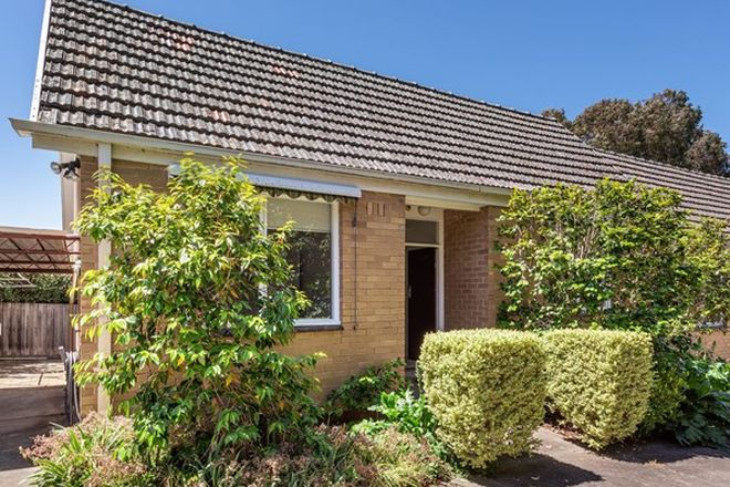Picture of 3/28 Nevis Street, CAMBERWELL VIC 3124