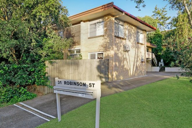 Picture of 4/31 Robinson Street, COORPAROO QLD 4151