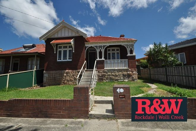 Picture of 40 Gloucester Street, ROCKDALE NSW 2216