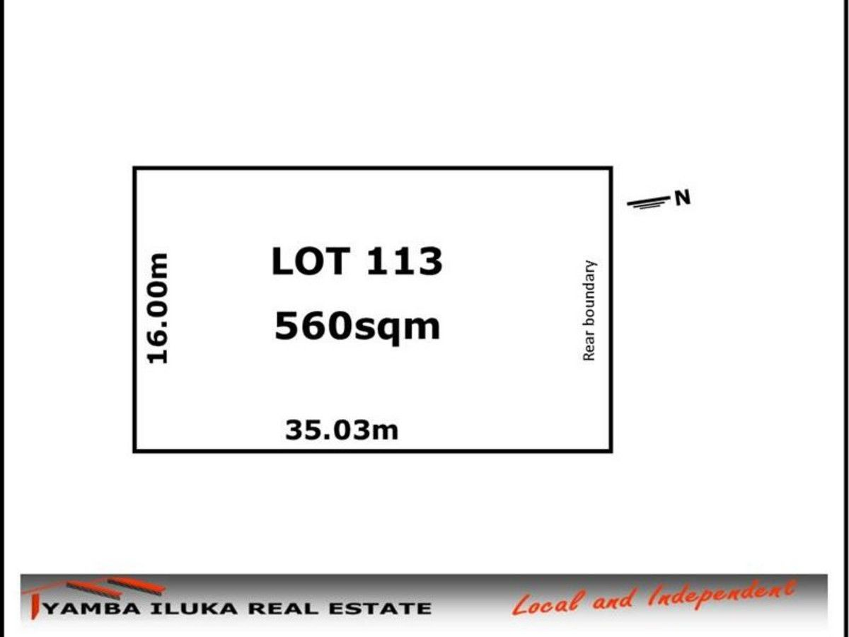 Lot 113 -22 Carrs Drive, Yamba NSW 2464, Image 1