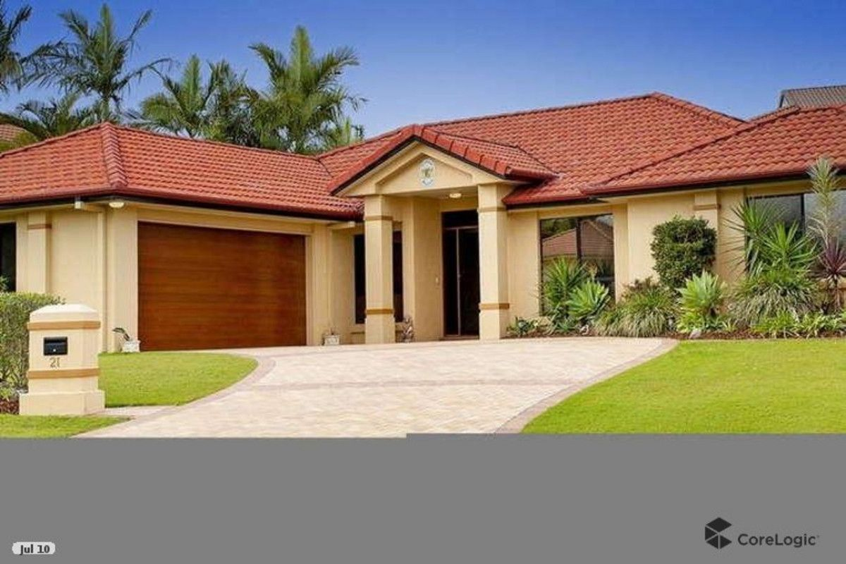 21 Nottinghill Gate Drive, Arundel QLD 4214, Image 1