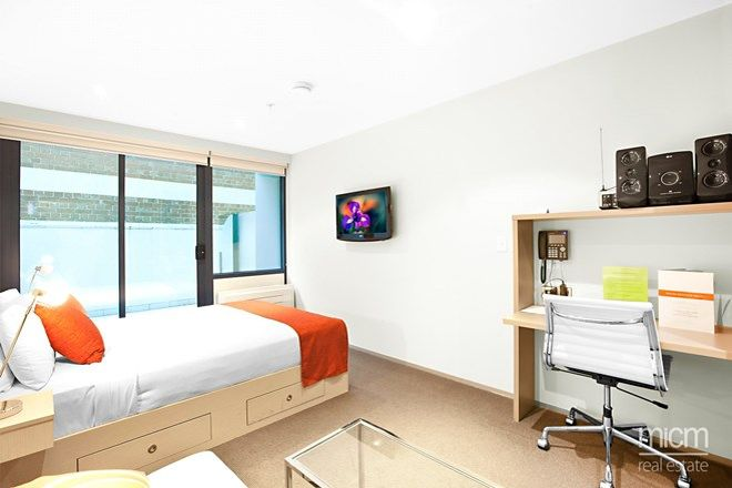 Picture of 211/181 ABeckett Street, MELBOURNE VIC 3000