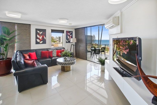 Picture of 56/79 Edmund Street, KINGS BEACH QLD 4551