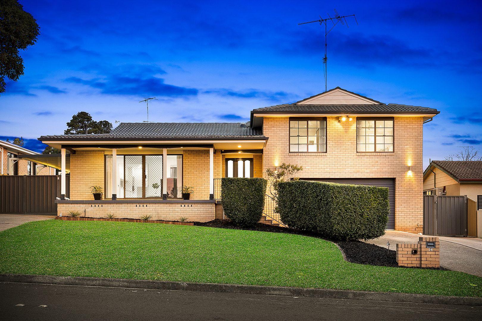 26 Kanadah Avenue, Baulkham Hills NSW 2153, Image 0
