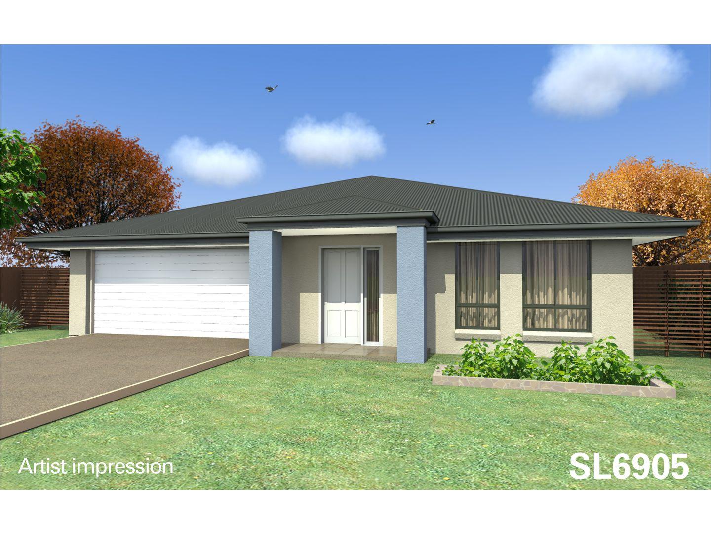 Lot 21 Corner Hume/Parsley Street, Middle Ridge QLD 4350, Image 0