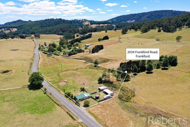 Picture of 2034 Frankford Road, FRANKFORD TAS 7275