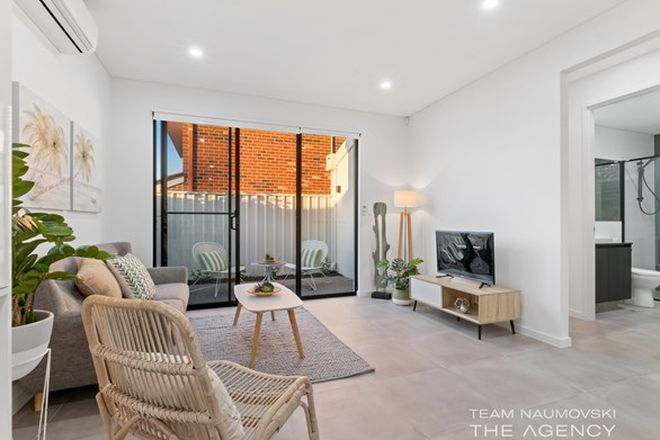 Picture of 5/12 Anderson Street, MOUNT HAWTHORN WA 6016