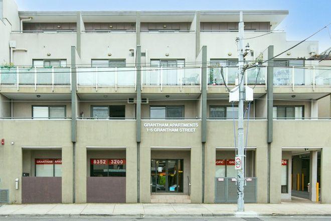 Picture of B46/1 - 5 Grantham Street, BRUNSWICK WEST VIC 3055