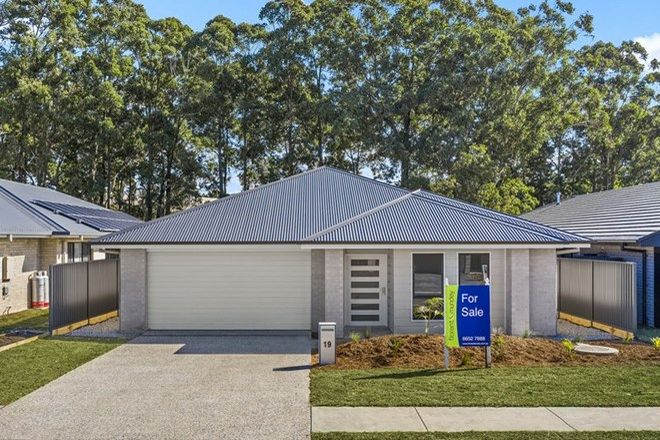 Picture of 19 Somervale Rd, SANDY BEACH NSW 2456