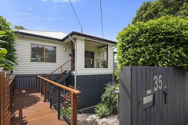 Picture of 35 Rockbourne Terrace, PADDINGTON QLD 4064