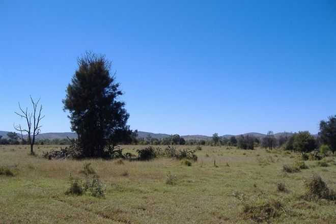 Picture of 362 Riverslea Road, GOGANGO QLD 4702