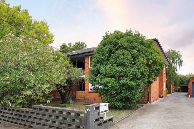 Picture of 2/883 High Street, KEW EAST VIC 3102
