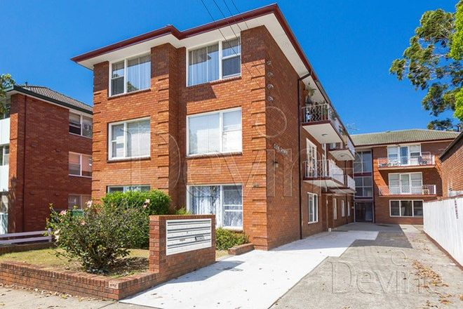 Picture of 15/36 Russell Street, STRATHFIELD NSW 2135