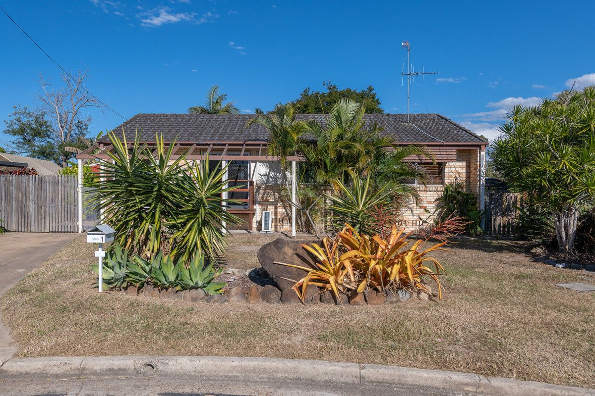 1 Bailey Street, Avenell Heights QLD 4670, Image 1