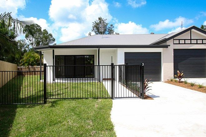 Picture of Villa 3/8 George St, WOODFORD QLD 4514