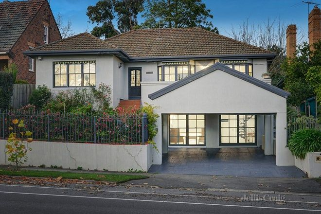 Picture of 40 McArthur Road, IVANHOE EAST VIC 3079