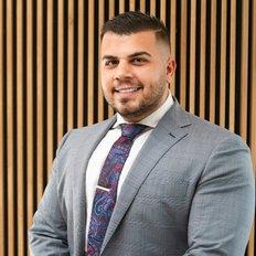 Peter Gribilas, Sales representative
