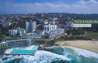 Picture of 10/2-4 Notts Avenue, Bondi Beach NSW 2026