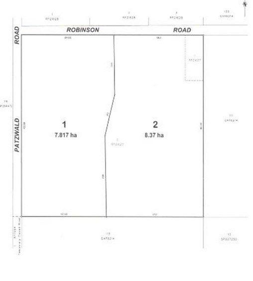 Lot 2 Robinson Road, Geham QLD 4352, Image 1