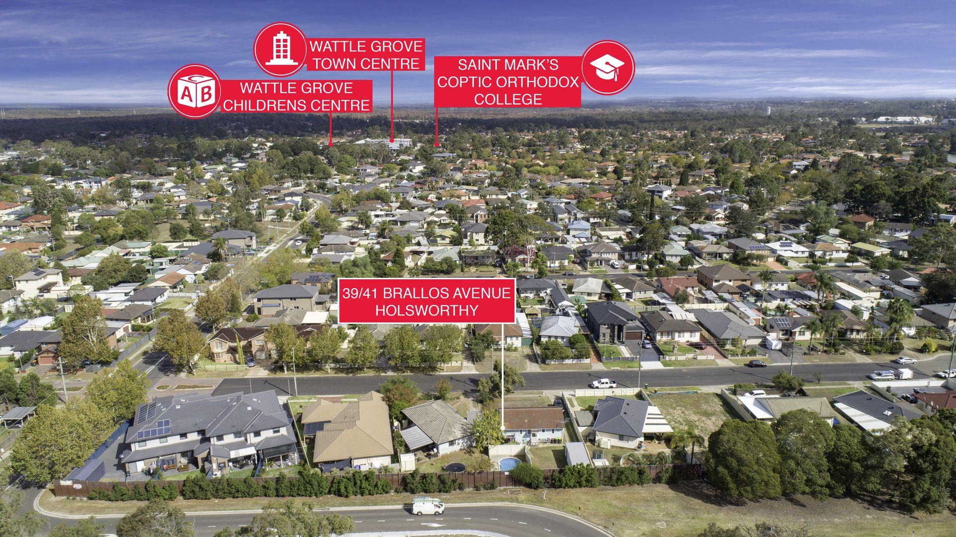 39 & 41 Brallos Avenue, Holsworthy NSW 2173, Image 1