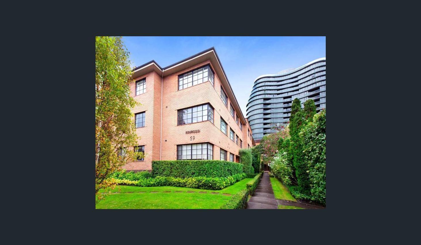 14/59 Queens Road, Melbourne VIC 3000, Image 0