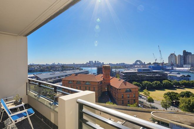 Picture of B803/24 Point Street, PYRMONT NSW 2009