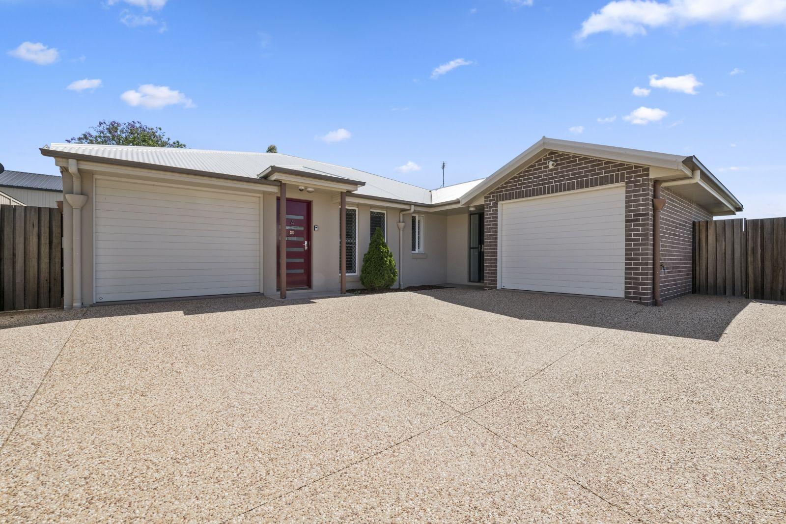 4/7 Gostwyck Street, Newtown QLD 4350, Image 0