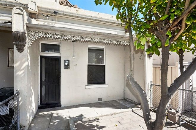 Picture of 47 Miller Street, WEST MELBOURNE VIC 3003