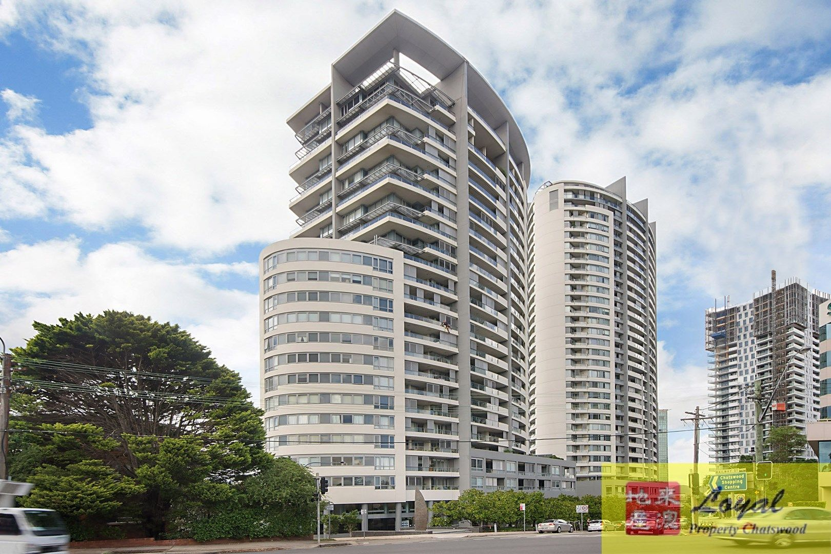2303/11 Railway Street, Chatswood NSW 2067, Image 0