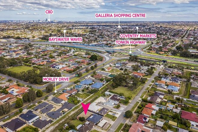 Picture of Lot 2, 19 Hamersley Avenue, MORLEY WA 6062
