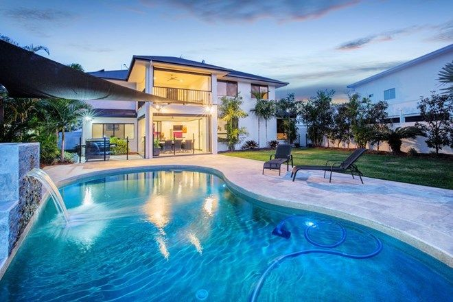 Picture of 36 Marina Parade, JACOBS WELL QLD 4208