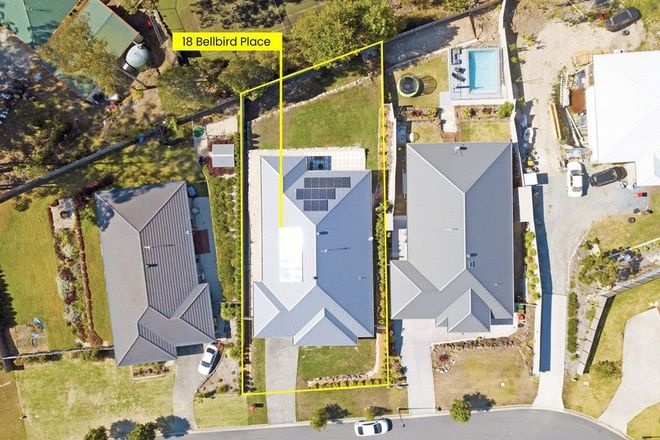 Picture of 18 Bellbird Place, GILSTON QLD 4211