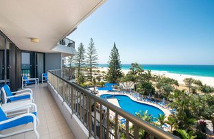 Picture of 4E/828 Pacific Parade, Currumbin QLD 4223