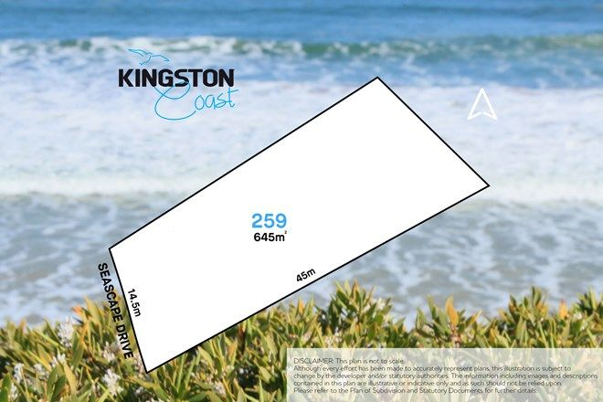 Picture of Lot 259 Seascape Drive, OCEAN GROVE VIC 3226
