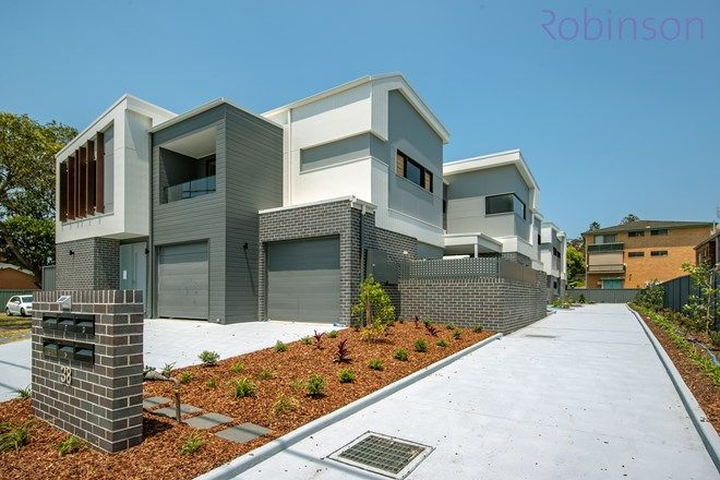 Picture of 3/38-42 Selwyn Street, MEREWETHER NSW 2291