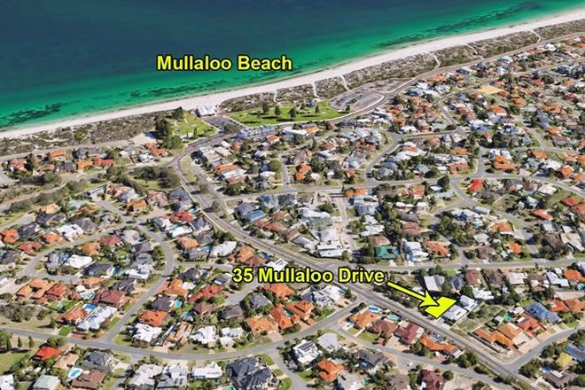 Picture of 35 Mullaloo Drive, MULLALOO WA 6027