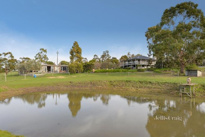 Picture of 460 ElthamYarra Glen Road, KANGAROO GROUND VIC 3097