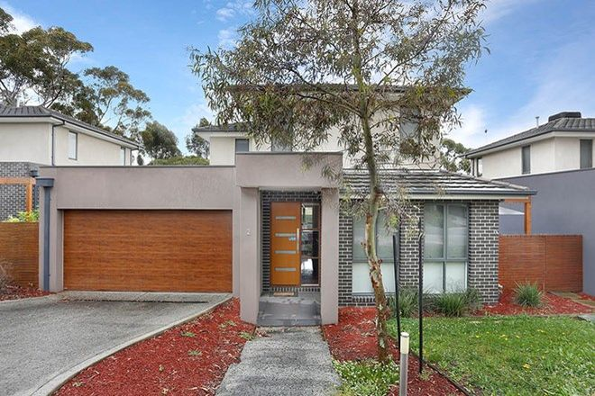 Picture of 2/21 Hamlet Street, GREENSBOROUGH VIC 3088