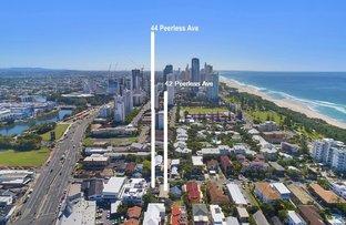 42 & 44 Peerless Avenue, Mermaid Beach QLD 4218