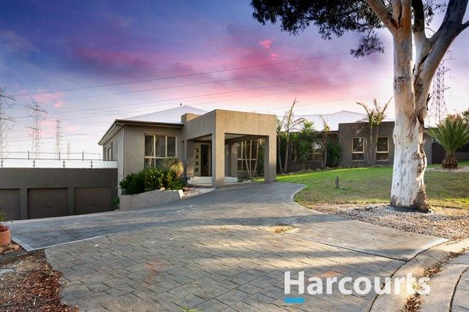 Picture of 6 Hillside Court, LYSTERFIELD SOUTH VIC 3156