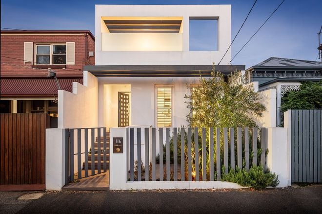 Picture of 116 Surrey Road, SOUTH YARRA VIC 3141