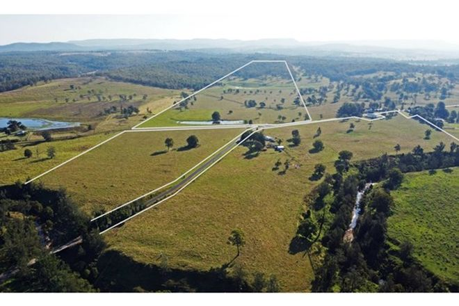 Picture of - Sextonville Road, DYRAABA NSW 2470