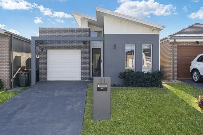 Picture of 41 Fogarty Street, GREGORY HILLS NSW 2557