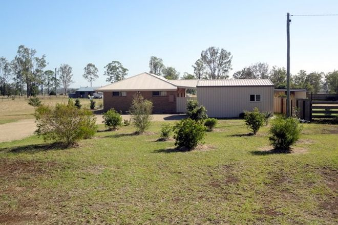 Picture of 746 Mondure Wheatlands Road, PROSTON QLD 4613