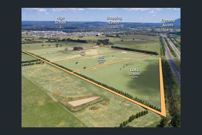 Picture of Lot 6 Brooking Road, GISBORNE VIC 3437