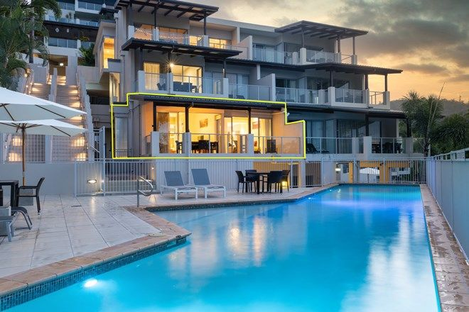 Picture of 13/25 Horizons Way, AIRLIE BEACH QLD 4802