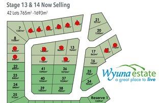 Stage 14 Wyuna Estate, Elliminyt VIC 3250