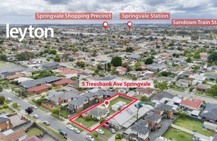 Picture of 5 Treesbank Avenue, Springvale VIC 3171