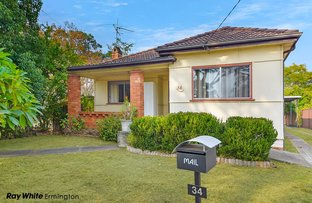 Picture of 34 Rippon Avenue, Dundas NSW 2117